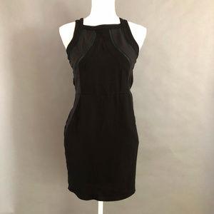 BLVD Little Black Dress Back Cutout